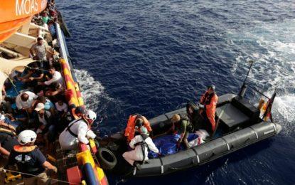 Un nouvel afflux massif de migrants en Méditerranée