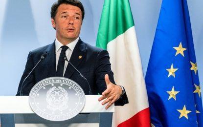 L'Italie envisage un référendum sur les réformes politiques