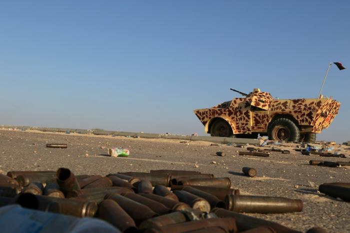 Libye : les forces loyalistes s'emparent du centre de commandement djihadiste à Syrte