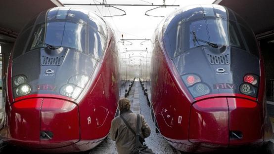 Alstom signe un nouveau contrat avec l'italien NTV pour 4 trains Pendolino