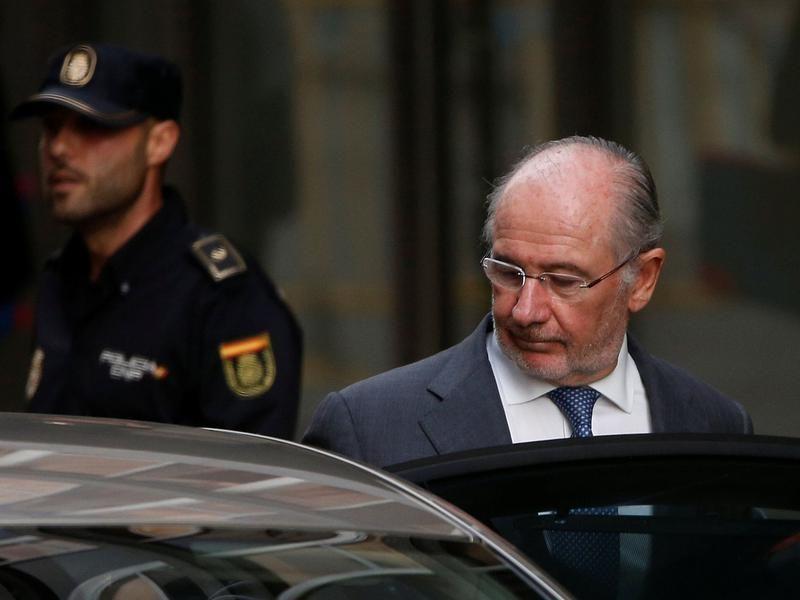 Espagne: un ancien directeur du FMI jugé pour détournement de fonds