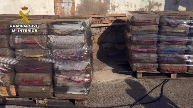 Espagne : près de 15 tonnes de haschich saisis en Méditerranée