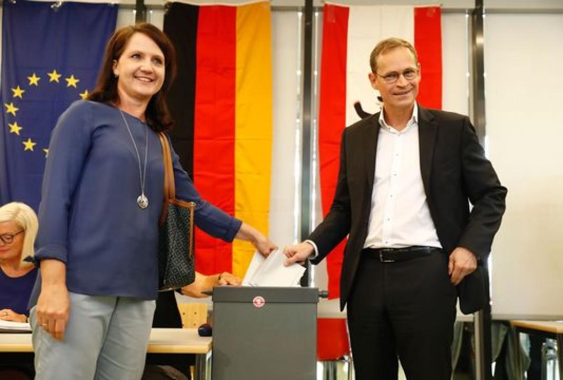 Allemagne : nouveau revers électoral pour la CDU d'Angela Merkel