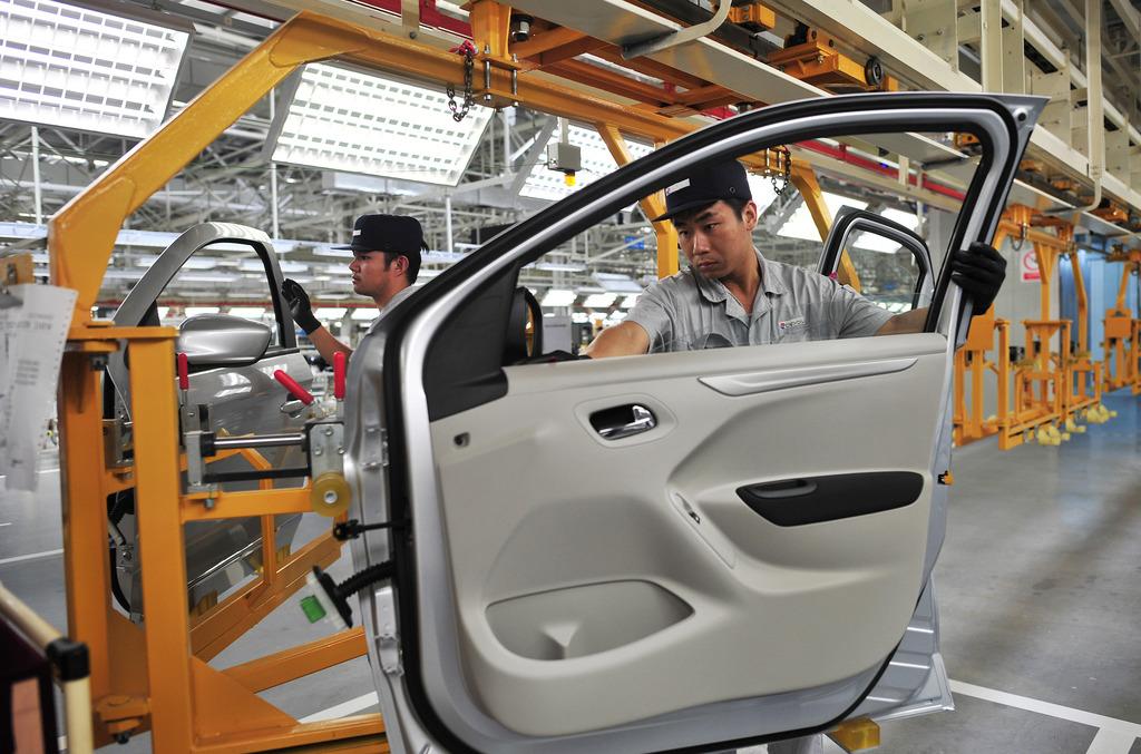 PSA Peugeot Citroën inaugure sa 5ème usine en Chine