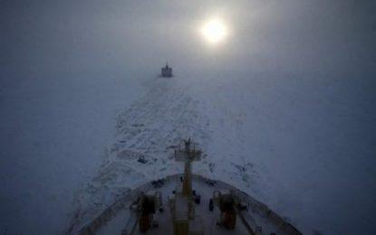 La Russie lance l'exploitation d'un gisement pétrolier dans son extrême-nord