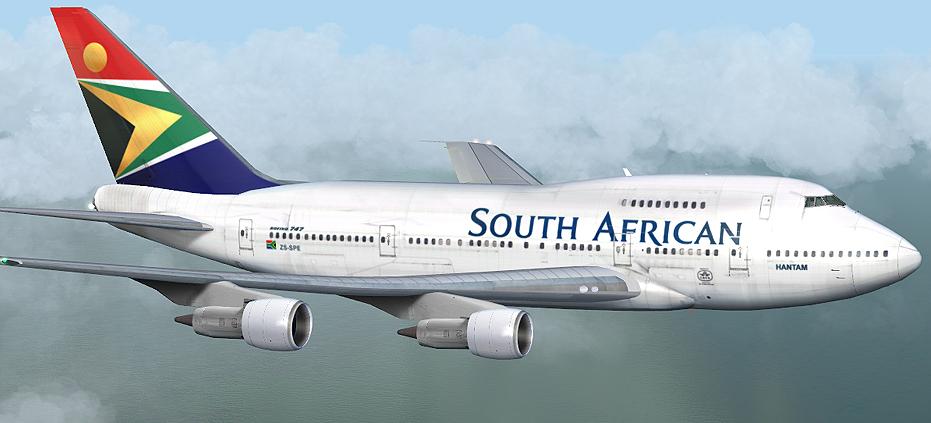 L'Afrique du Sud vole au secours de sa compagnie publique aérienne