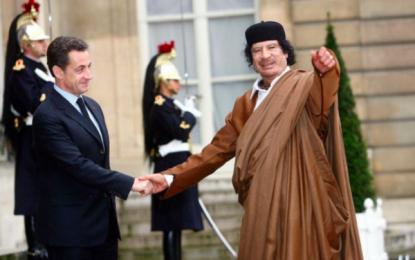 Sarkozy encore soupçonné d'avoir bénéficié de financements libyens