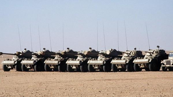 L'Allemagne va construire une base militaire à Niamey