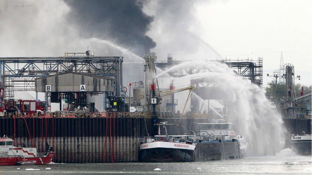 Allemagne : explosion meurtrière sur le site de BASF à Ludwigshafen