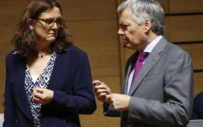 La Belgique a jusqu'à vendredi pour se prononcer sur le traité de libre-échange UE-Canada