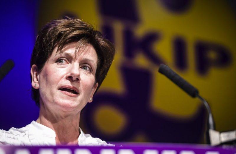 Royaume-Uni : démission surprise de la chef de l'Ukip