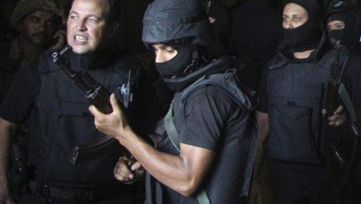 egypte-police