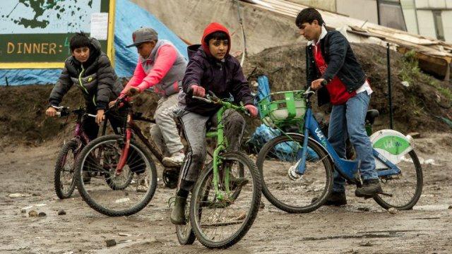 Londres prié d'assumer ses responsabilités face aux mineurs isolés de la Jungle de Calais
