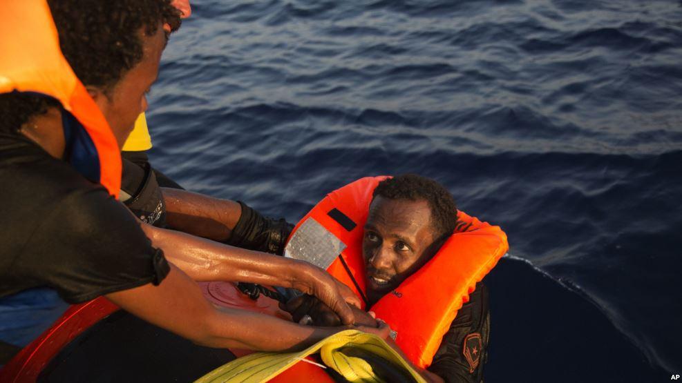 Une centaine de migrants portés disparus au large de la Libye