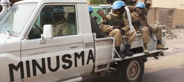 Mali : attaque d'une base de la Minusma près de la frontière algérienne