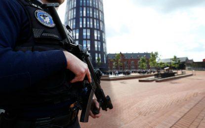 Coup de filet antiterroriste de la police belge en Flandre
