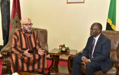 Tanzanie: plusieurs accords économiques conclus à l'occasion de la visite du roi du Maroc