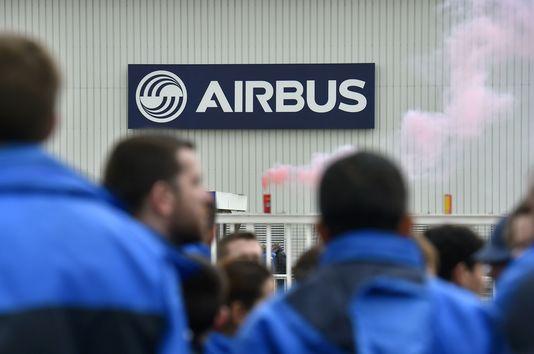 Airbus s'apprête à supprimer 1.000 emplois