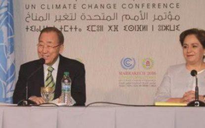COP22: De nombreux chefs d'État réunis au Maroc pour la cause du climat