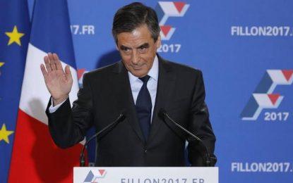 France : François Fillon candidat de la droite et du centre à la présidentielle de 2017