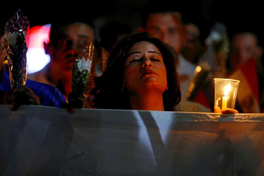 Egypte : Cérémonie à Charm El-Cheikh en hommage aux 224 victimes du crash aérien au Sinaï