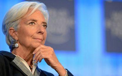 La directrice générale du FMI favorable à l'octroi d'un crédit à l'Egypte
