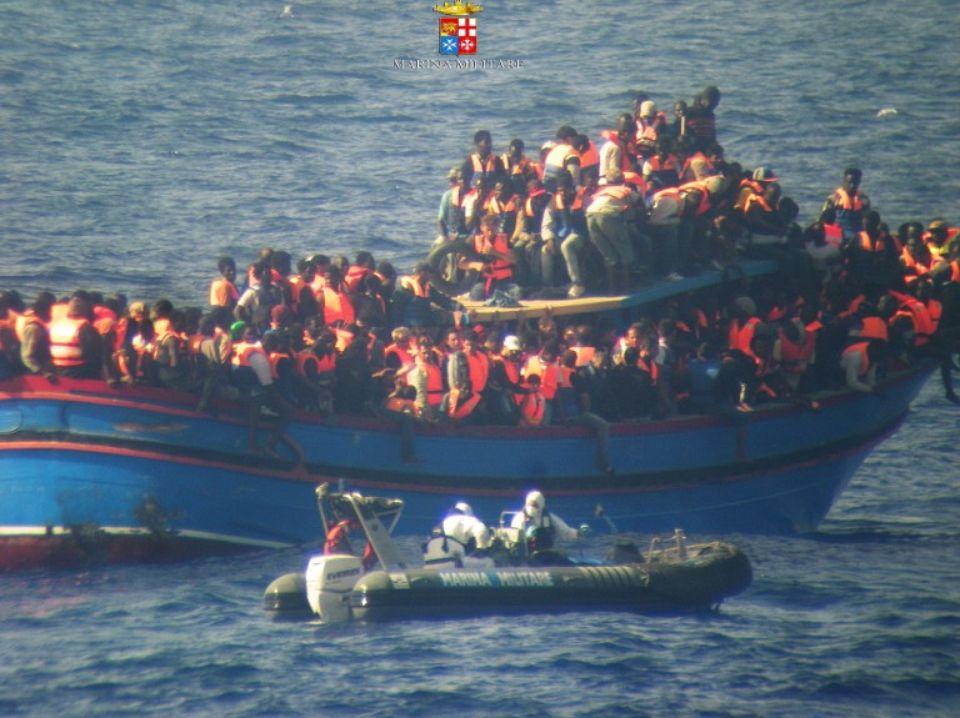 Libye : 240 migrants disparus dans deux naufrages en Méditerranée