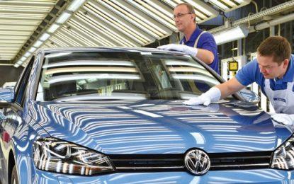 Forte compression de personnel chez Volkswagen