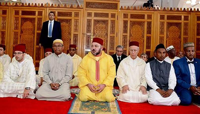 Madagascar: Mohammed VI Commandeur des croyants accomplit la prière du vendredi à la mosquée d'Antananarivo