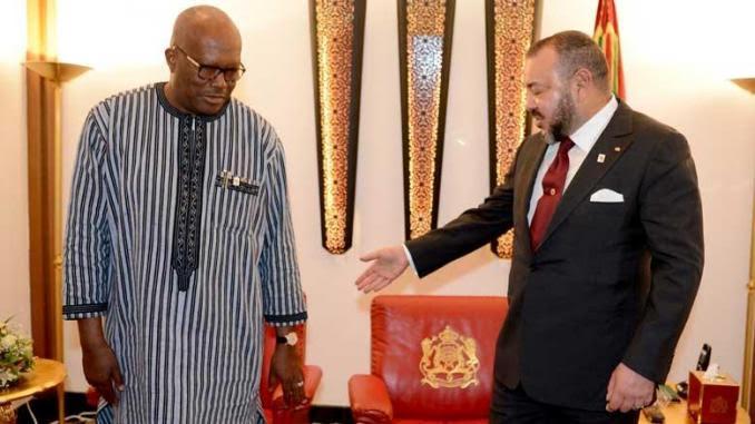 Le Roi du Maroc invité officiellement pour une visite au Burkina Faso