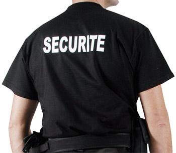 Gronde des agents de sécurité privés en France