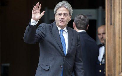 Les élus font confiance au nouveau gouvernement d'Italie