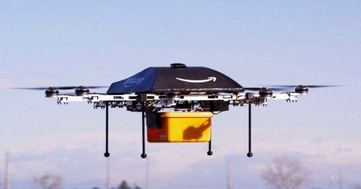La Poste signe une première mondiale — Livraison par drone