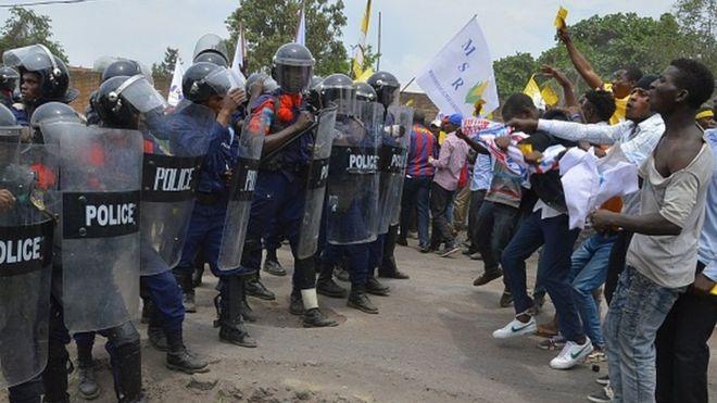 La Belgique déconseille à ses ressortissants de voyager en République Démocratique du Congo