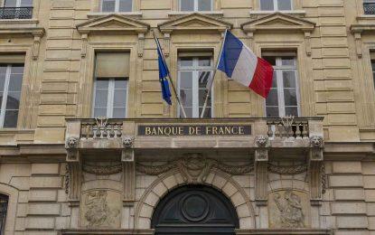 La Banque de France revoit à la baisse ses prévisions de croissance