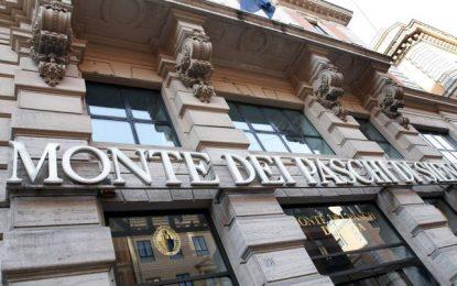 Italie : la BMPS invitée à lever 8,8 milliards d'euros