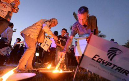 L'Egypte va restituer les dépouilles des passagers du vol d'Egyptair Paris-Le Caire