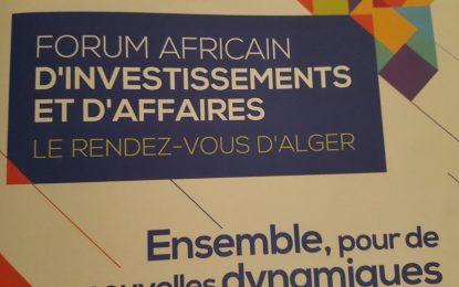 Algérie: Que cache l'incident du Forum  Africain de l'Investissement?