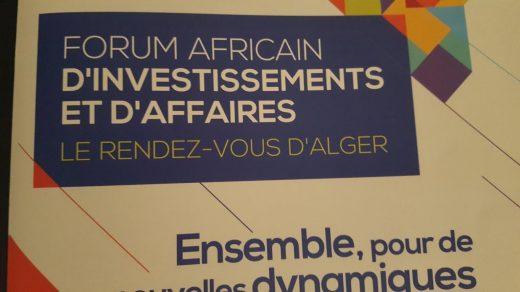 forum-africain-investissement-algerie