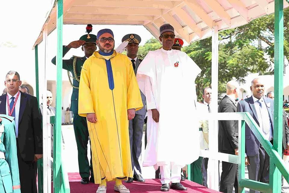 Nigeria : Le spirituel a également sa place dans les visites du Roi du Maroc en Afrique