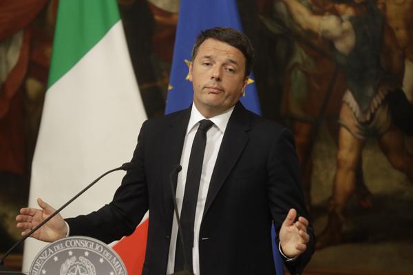 Italie : Renzi démissionne après le rejet de sa réforme constitutionnelle