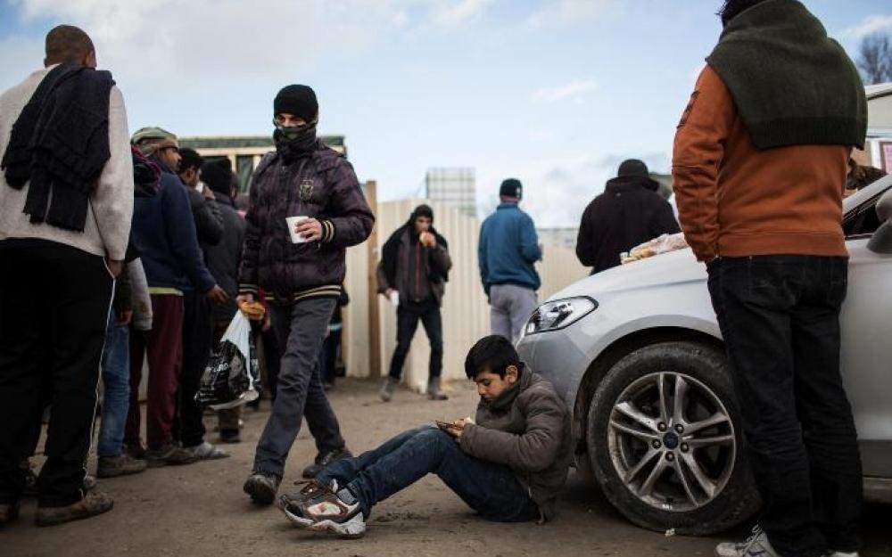 France : Les migrants mineurs en situation inquiétante à Calais
