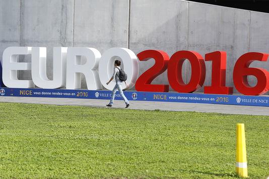 L'Euro de football rapporte à la France 1,2 milliard d'euros
