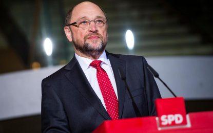 Allemagne : Schulz lance sa campagne électorale