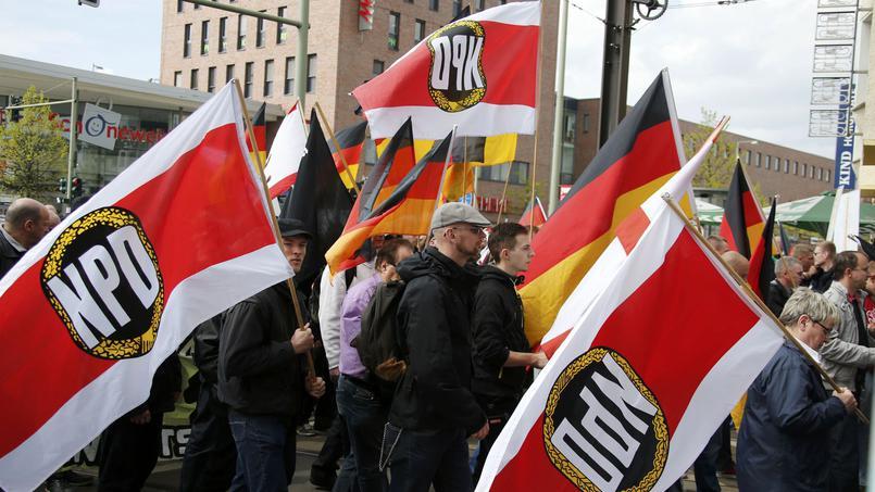 La justice allemande rejette la dissolution du Parti national-démocrate