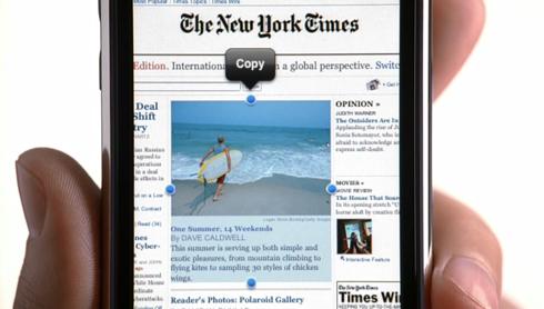 Apple supprime à la demande de Pékin l'application du New York Times