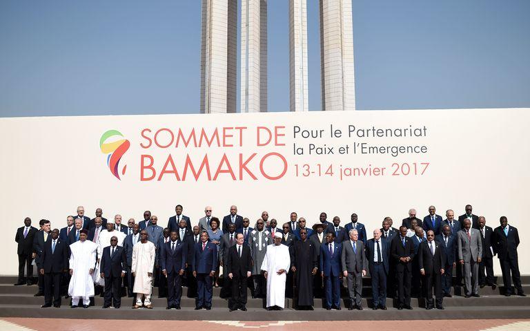 Mali : Le dernier sommet Afrique-France de François Hollande