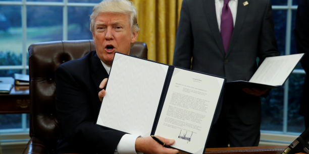 La Chine grand-gagnante du retrait des USA du TPP
