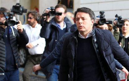 Italie : Matteo Renzi se retire de la présidence du Parti Démocrate