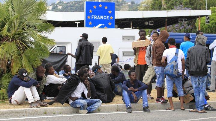 Amnesty International dénonce une atteinte au droit d'asile à la frontière franco-italienne